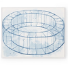 Framed Quantum Silk Panel