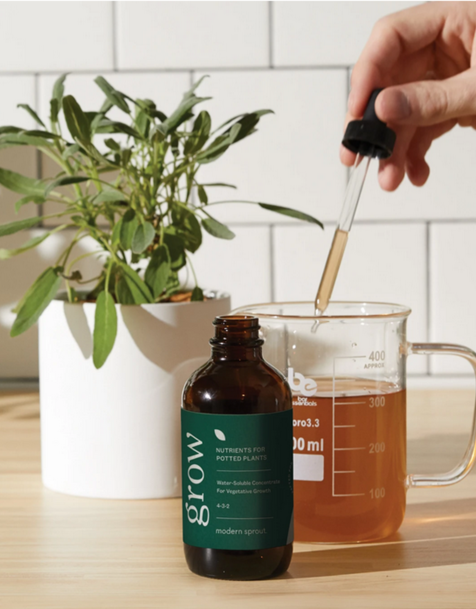 Curio Organic Plant Nutrition