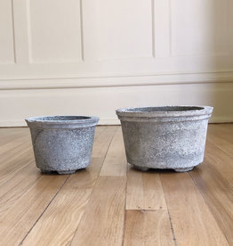 Curio Natural Cement Pot
