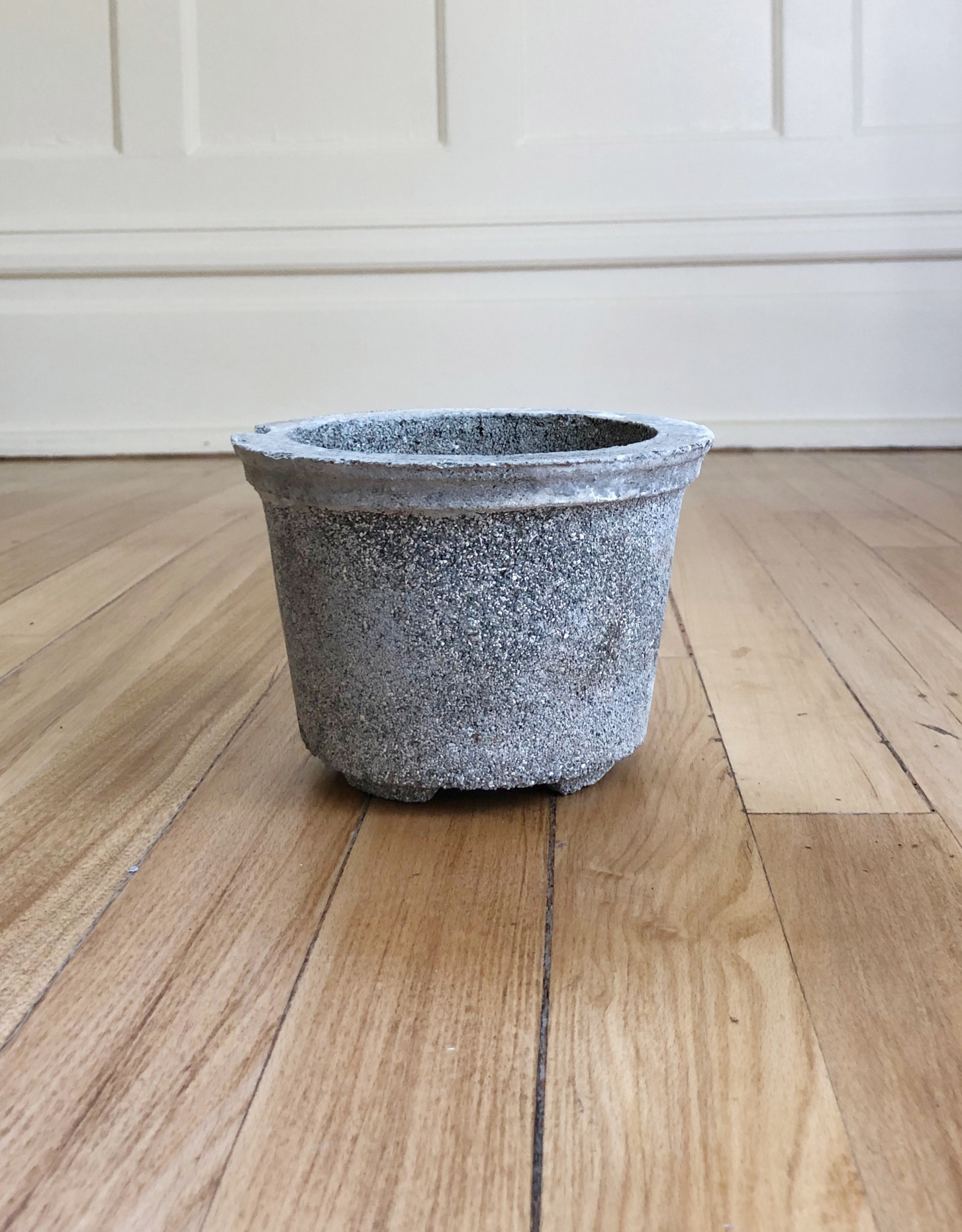 Curio Natural Cement Pot