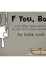 Book - F You, Box