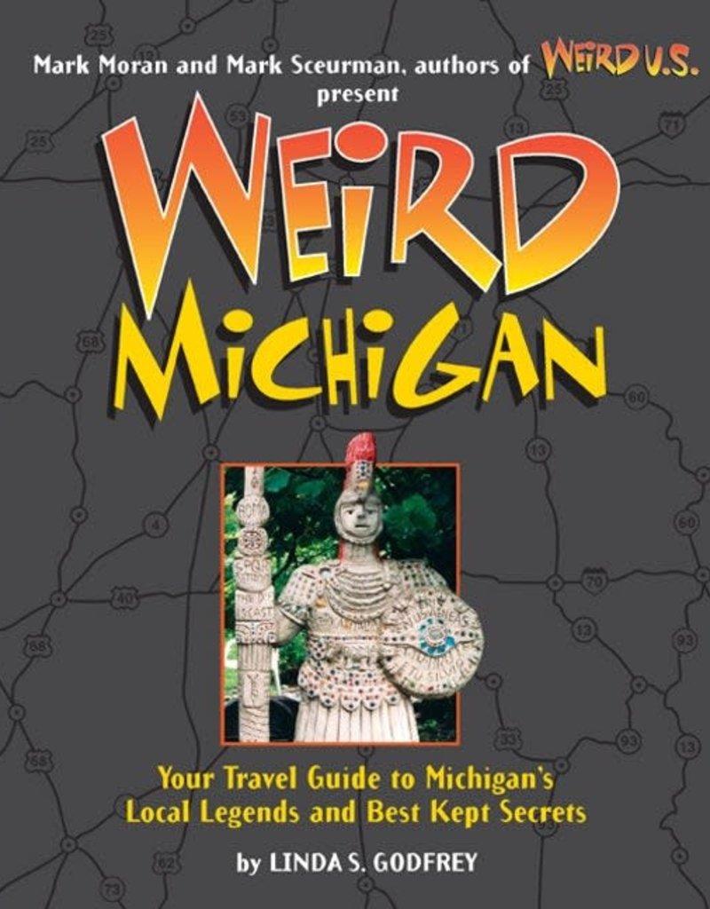 Book - Weird Michigan