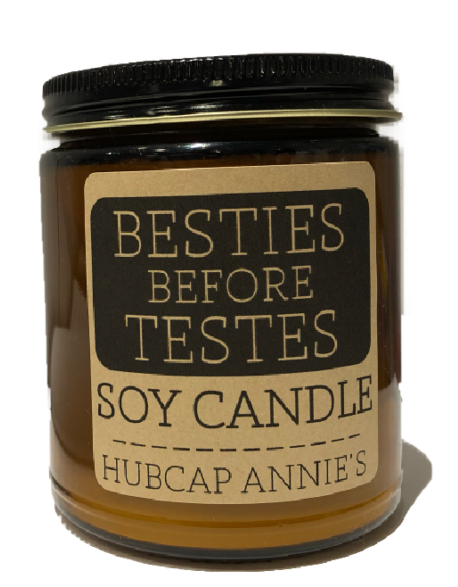 Candle - Besties Before Testes