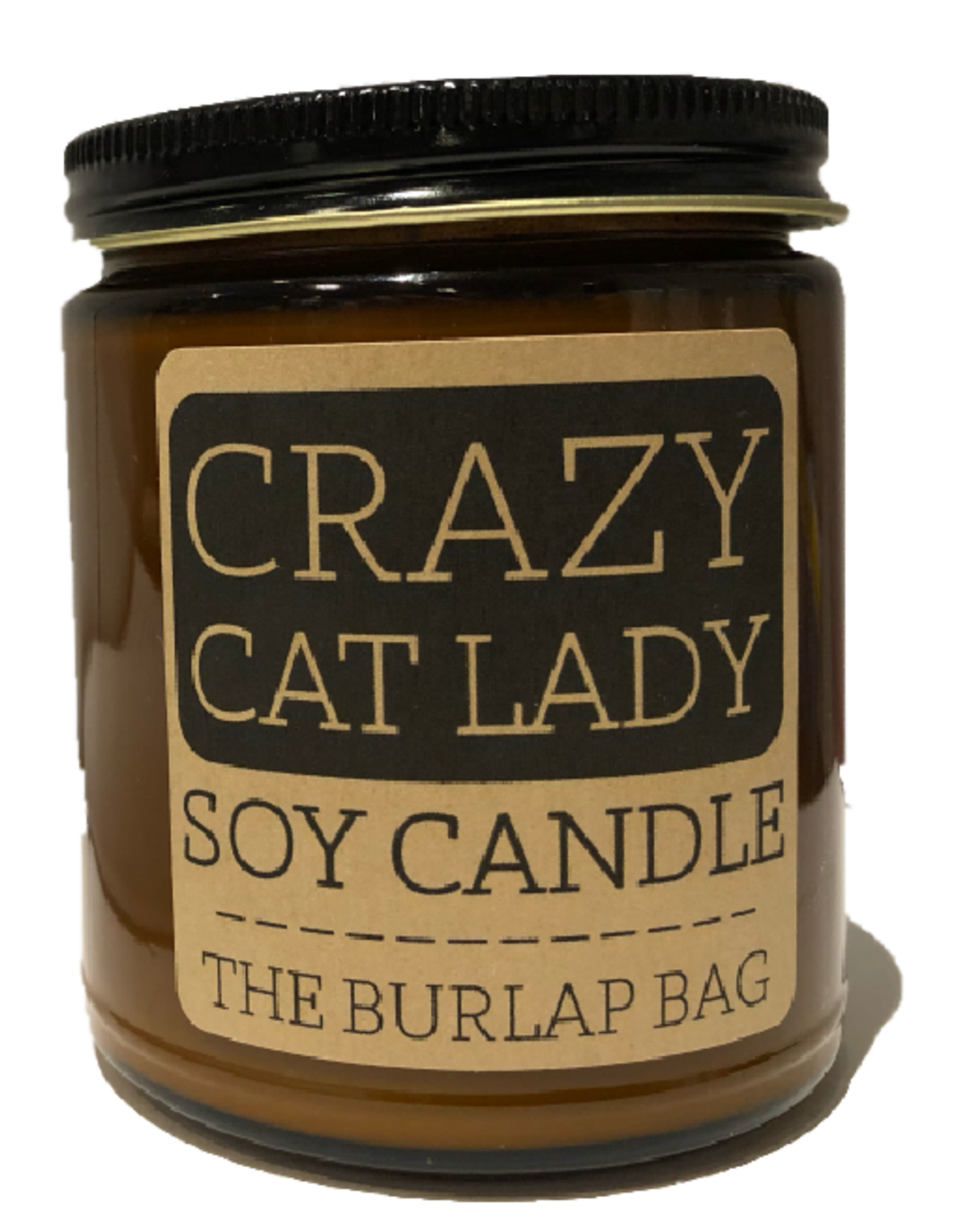 Candle - Crazy Cat Lady