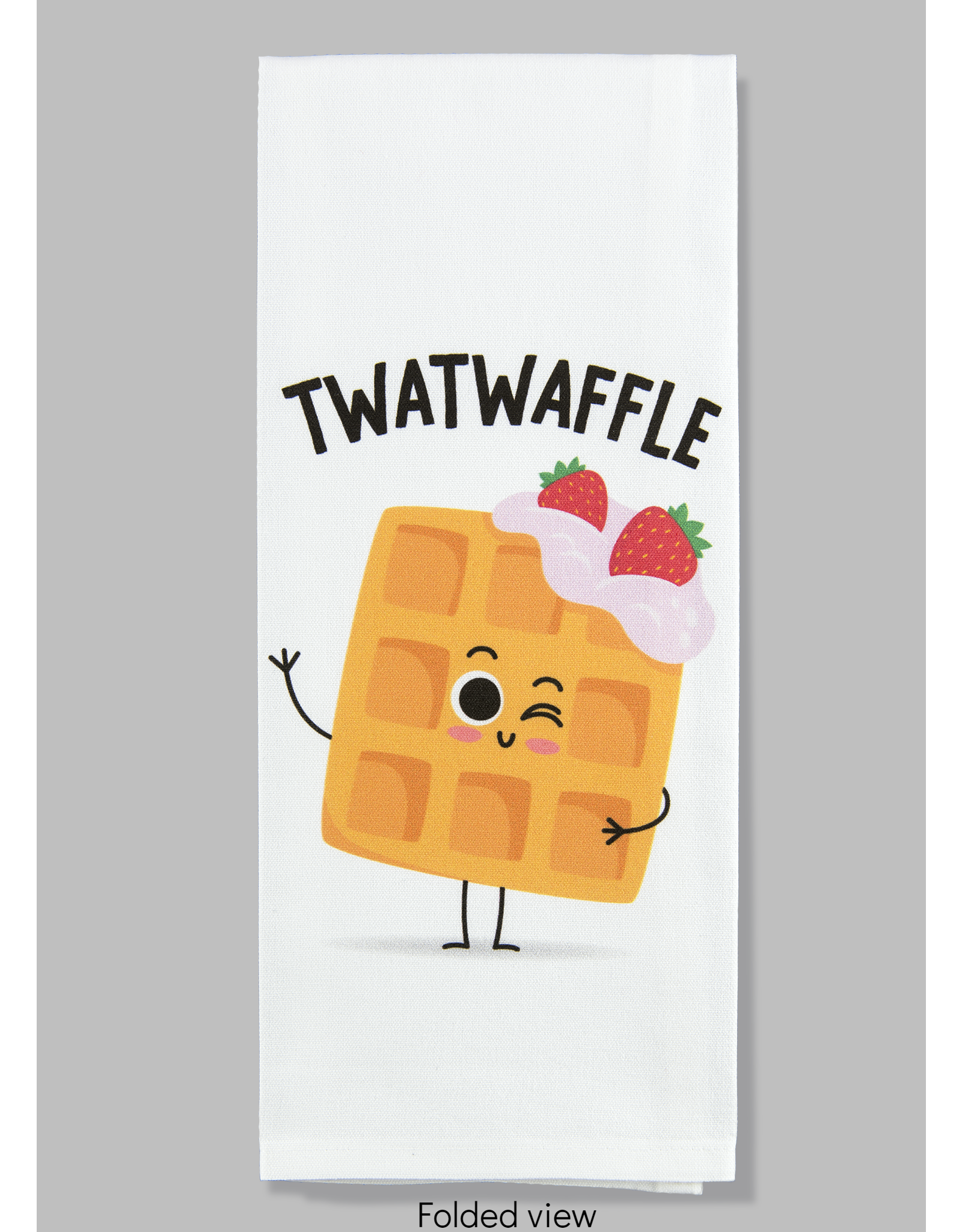 Dish Towel (Premium) - Twatwaffle