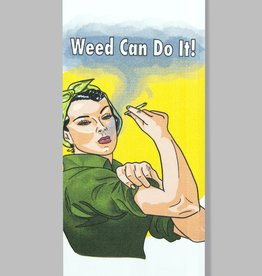 Dish Towel (Premium) - Weed Can Do It