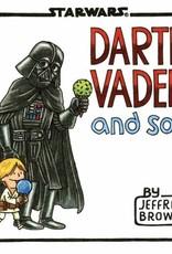Book - Star Wars - Vader And Son