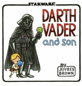 Book - Star Wars - Vader And Son