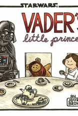 Book - Star Wars - Vaders Little Princess