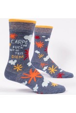 Socks (Mens)  - Carpe The Fuck Out Of This Diem