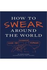 Book - How To Swear Around The World