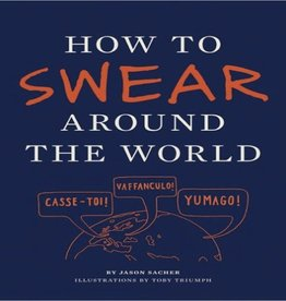 Book - How To Swear Around The World