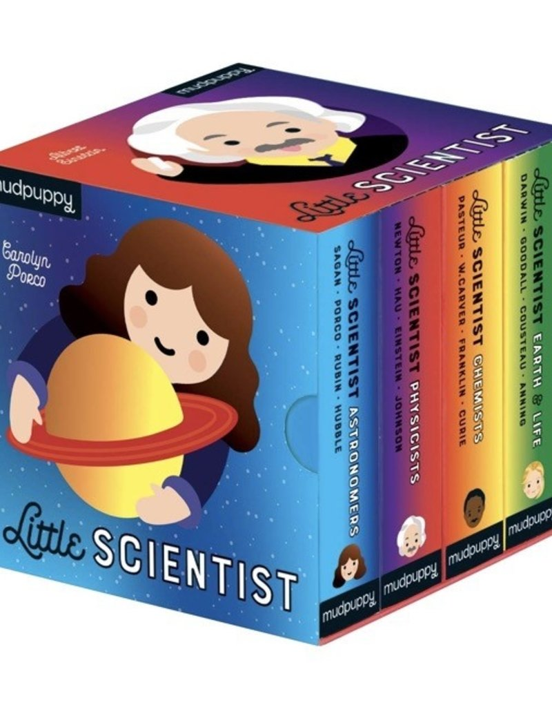 Book Set - Little Scientist