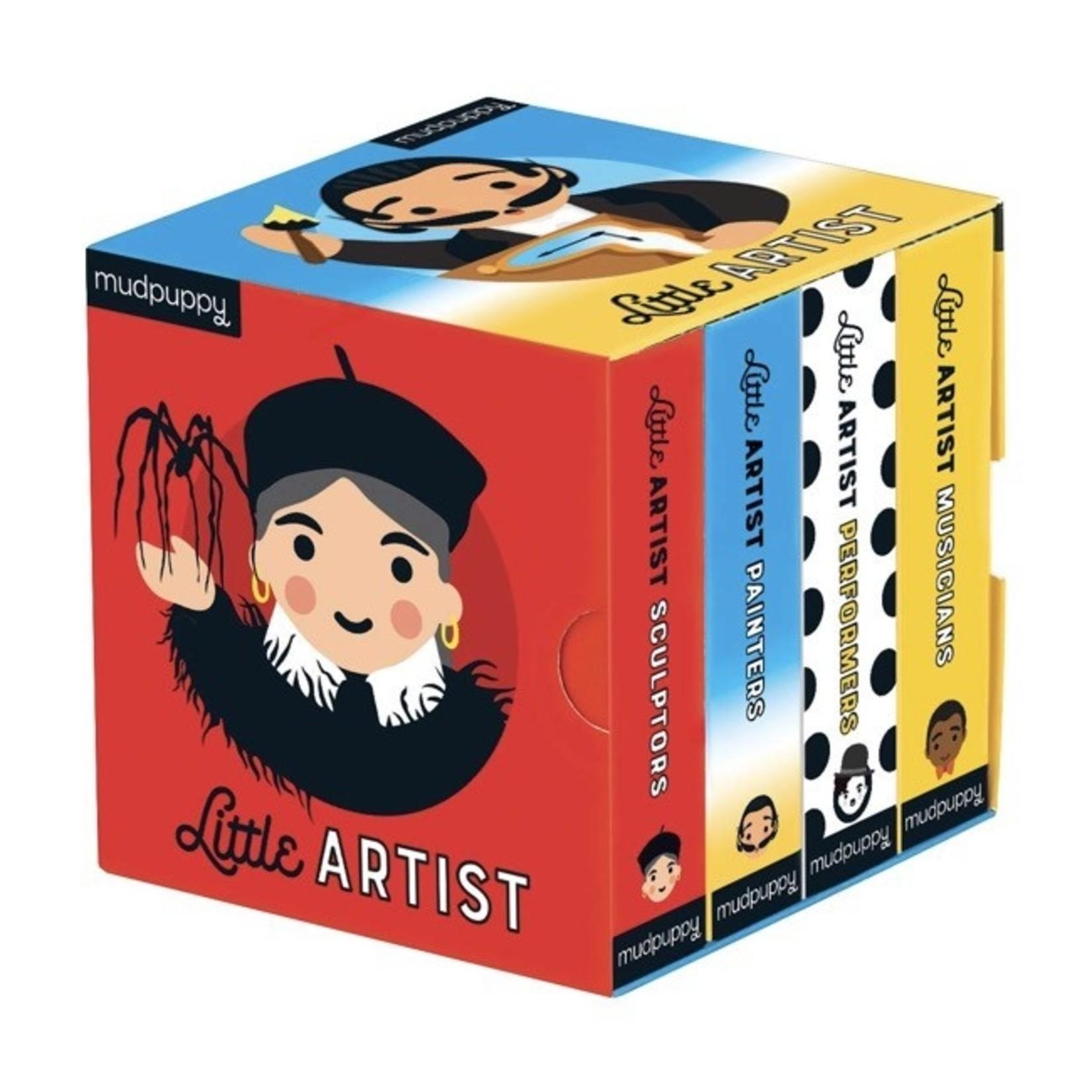 Book Set - Little Artist