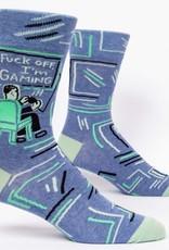 Mens Socks - Fuck Off, I'm Gaming