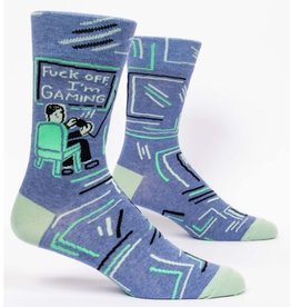 Mens Socks - Fuck Off, I'm Gaming