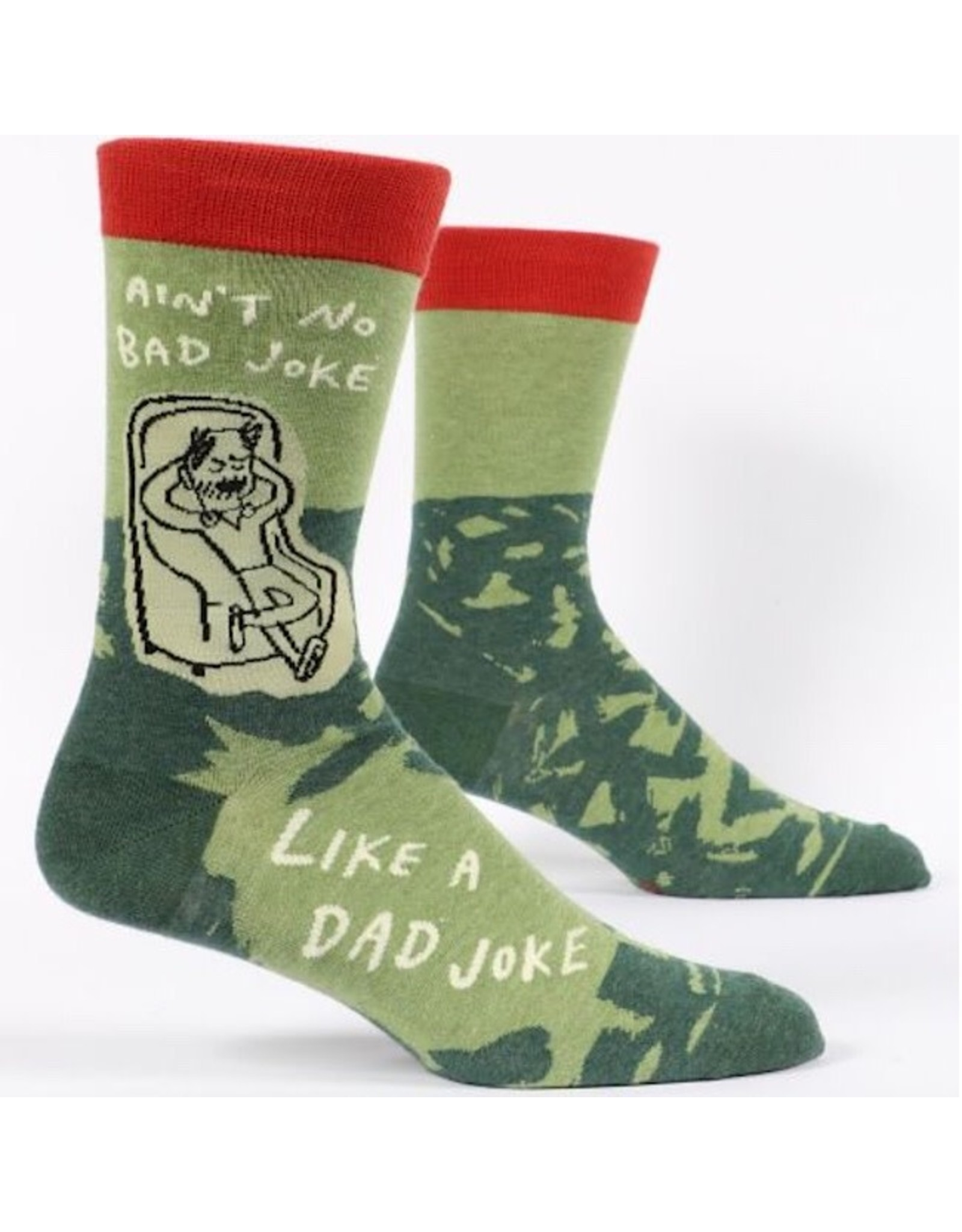Socks (Mens)  - Ain't No Bad Joke, Like A Dad Joke