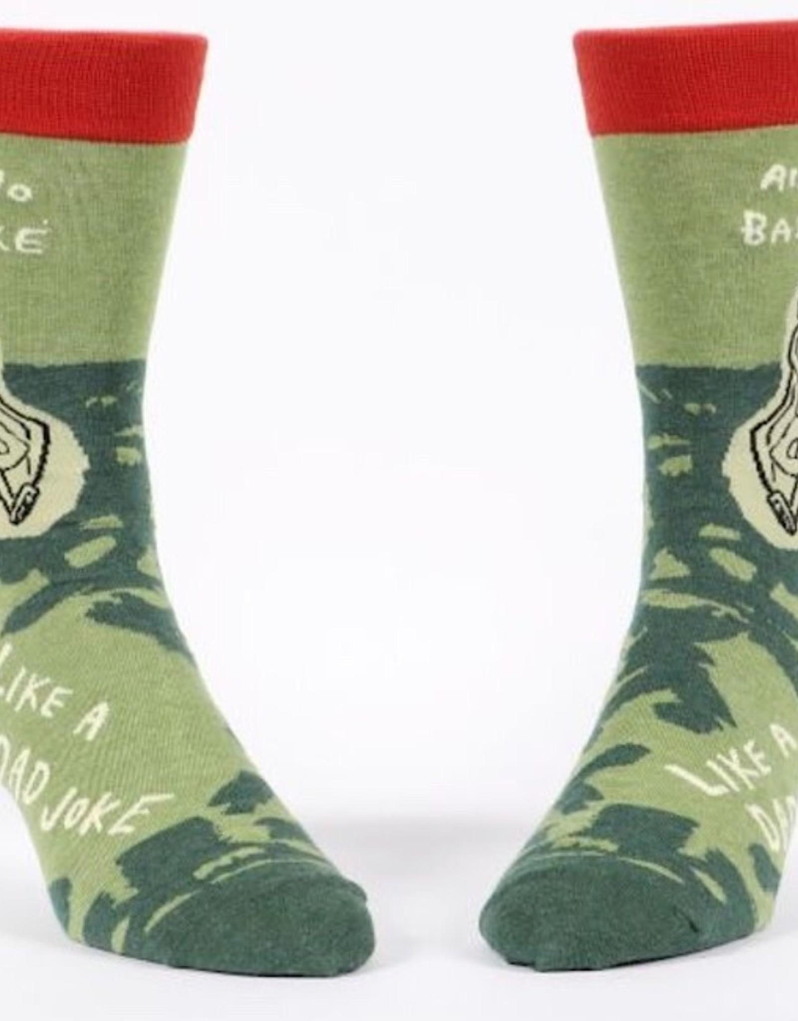 Socks (Mens)  - Ain't No Bad Joke, Like A Dad Joke