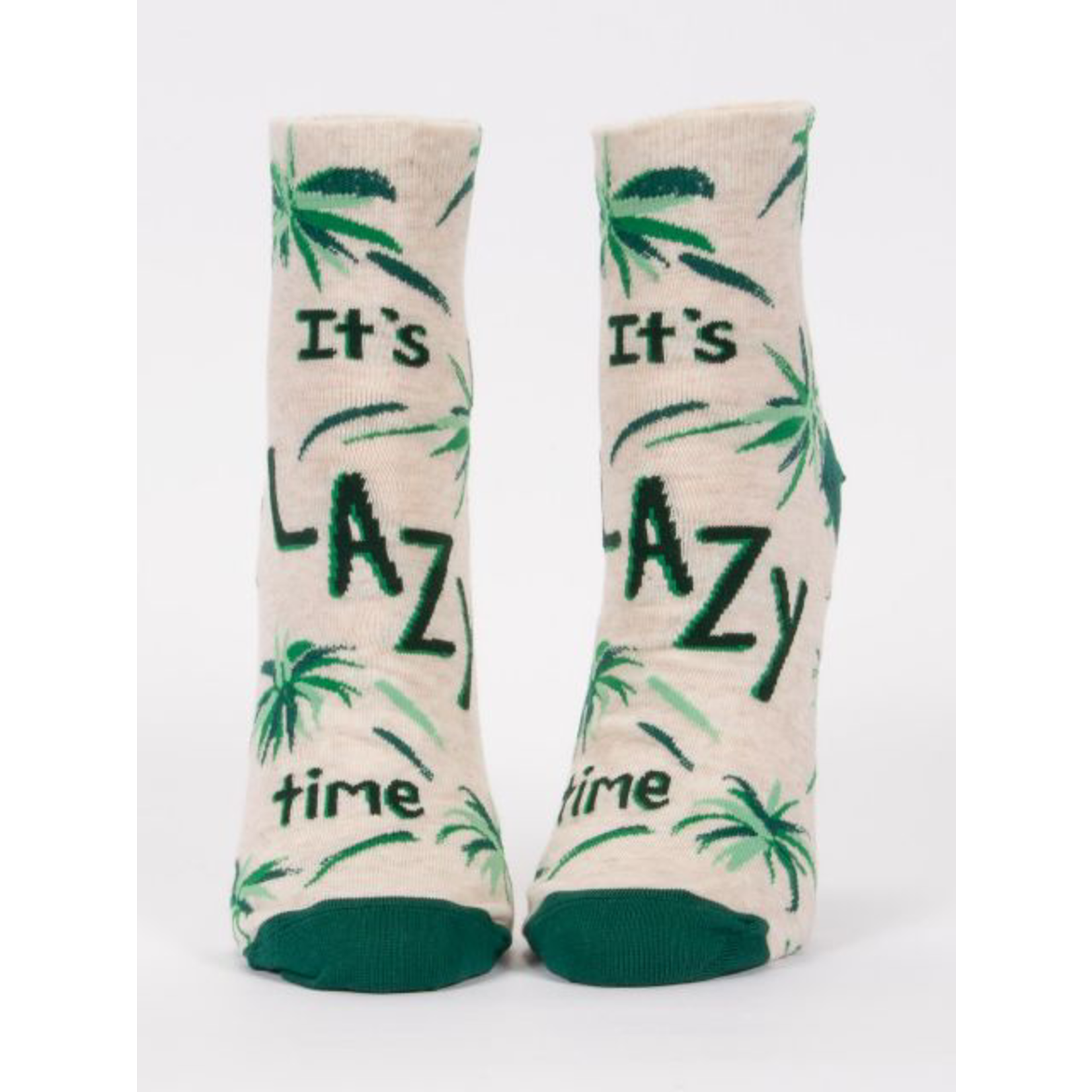 Socks (Womens) (Ankle)  - Its Lazy Time