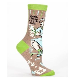 Socks (Womens) - I Have A Dark Side