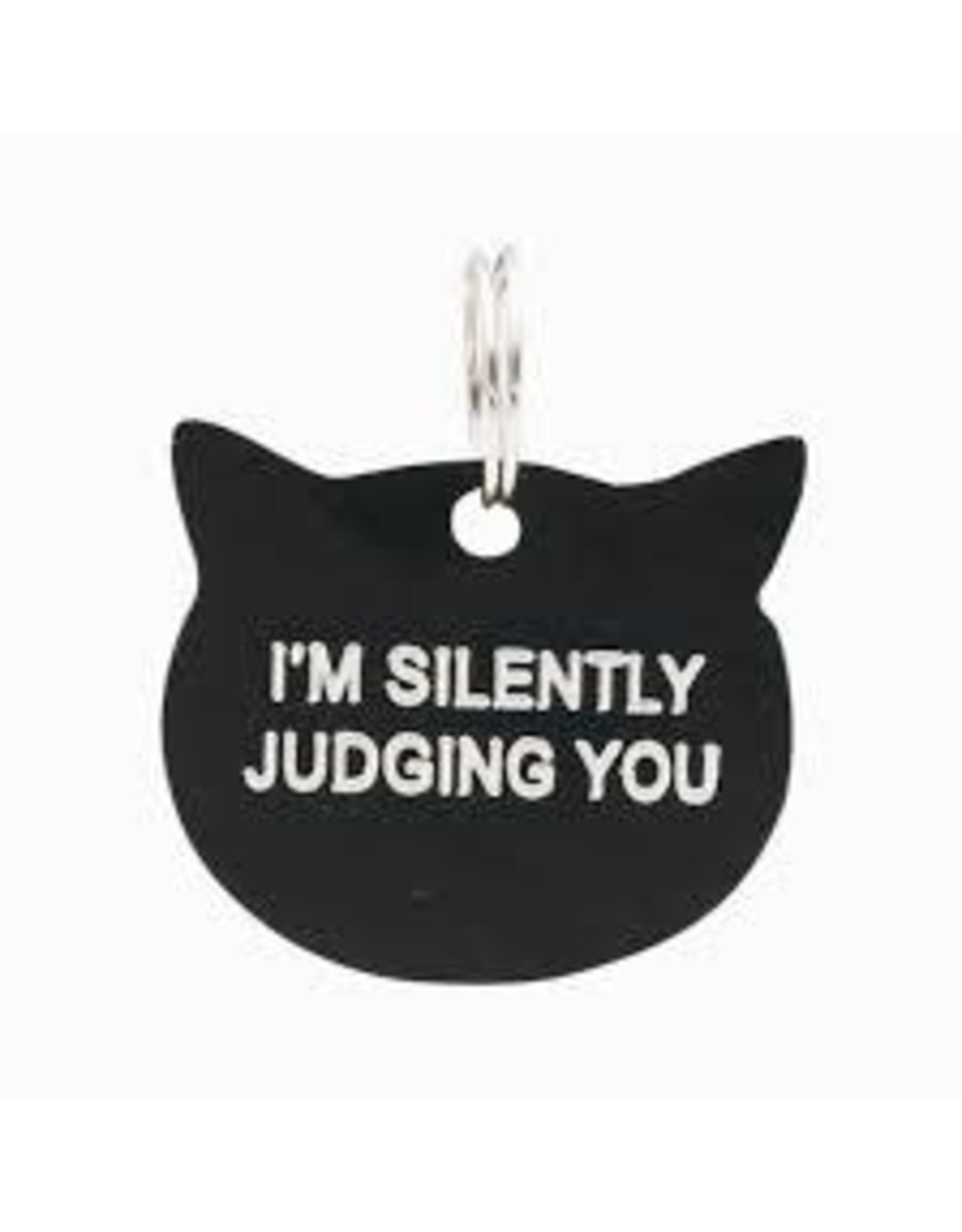 Tag (Cat) -  I'm Silently Judging You