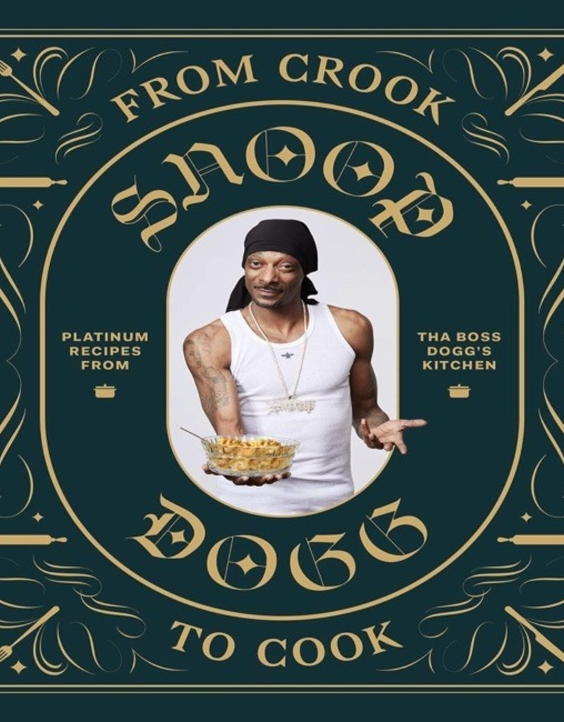 Book - Snoop Dogg Cook Book