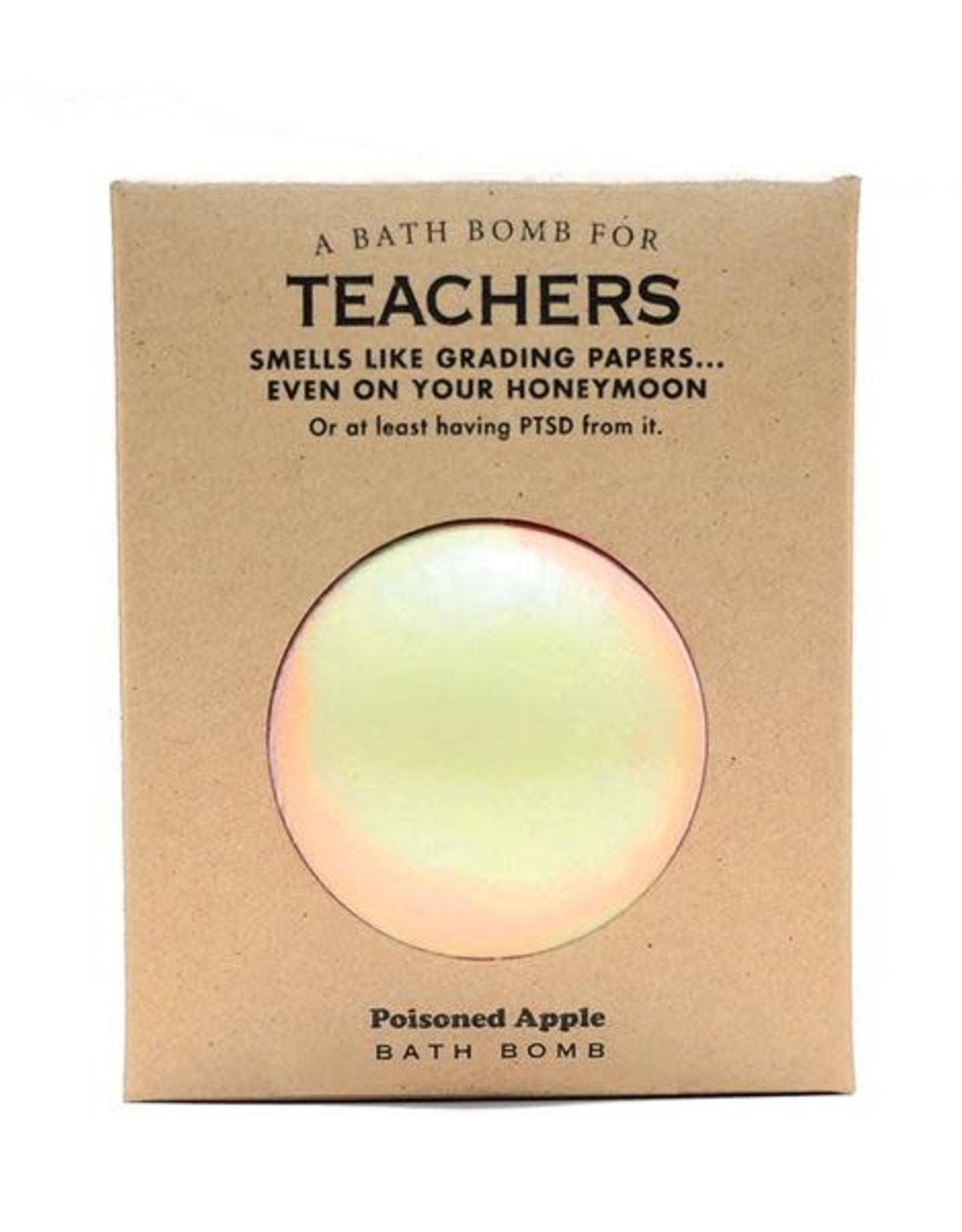 Bath Bomb - Teachers