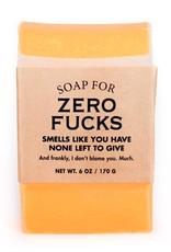 Soap - Zero Fucks