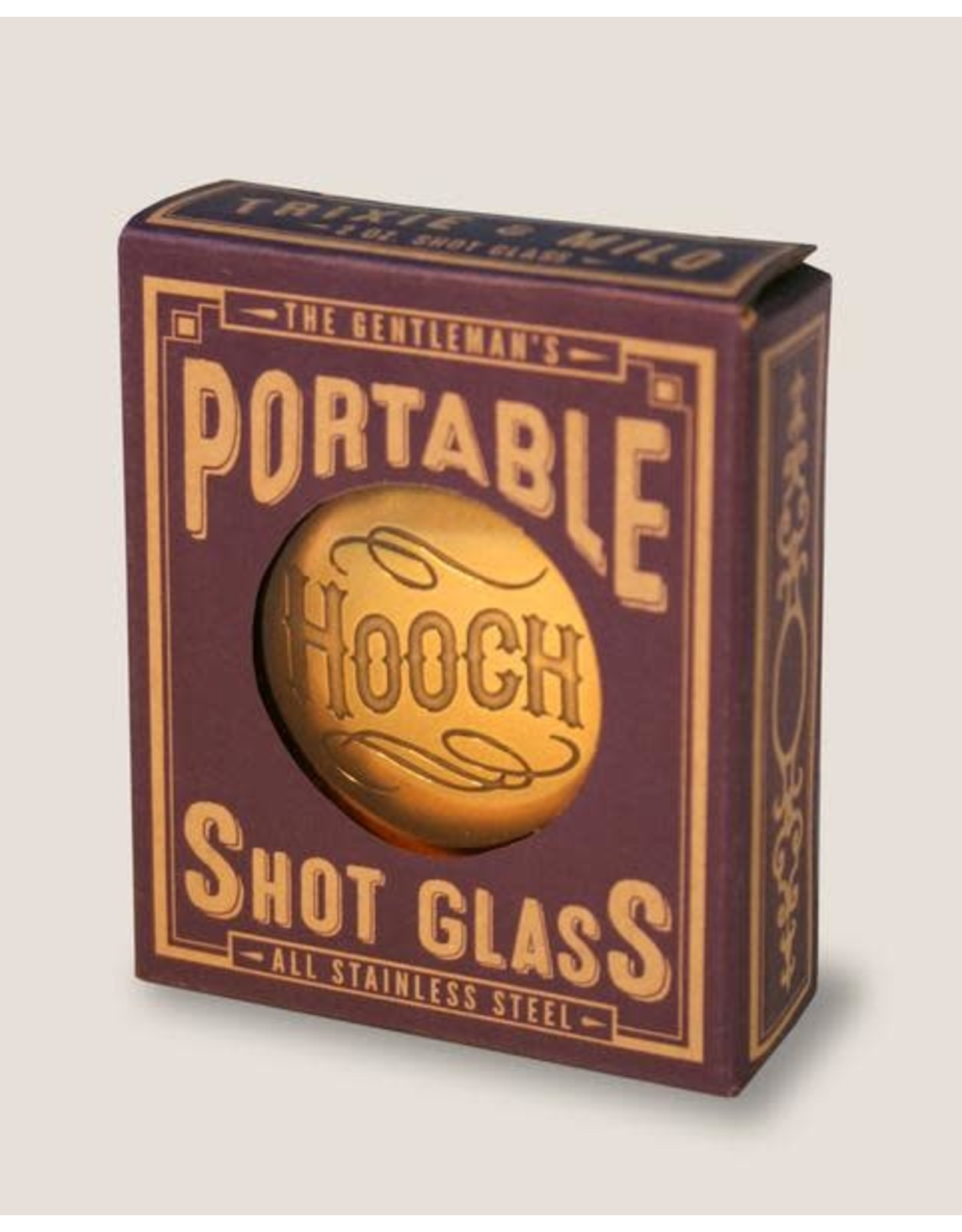 Portable Shot Glass - Hooch