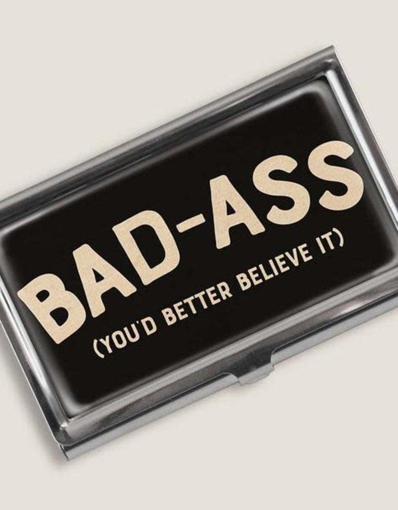 Business Card Holder - Bad-Ass