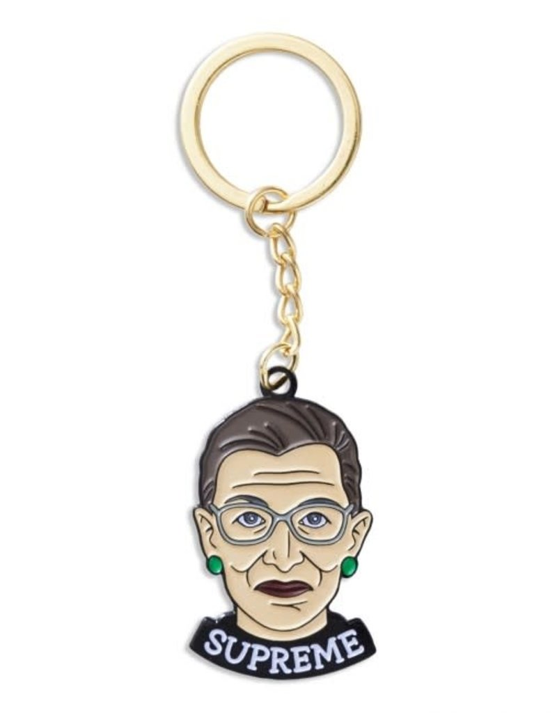 KeyChain - Ruth Bader Ginsburg