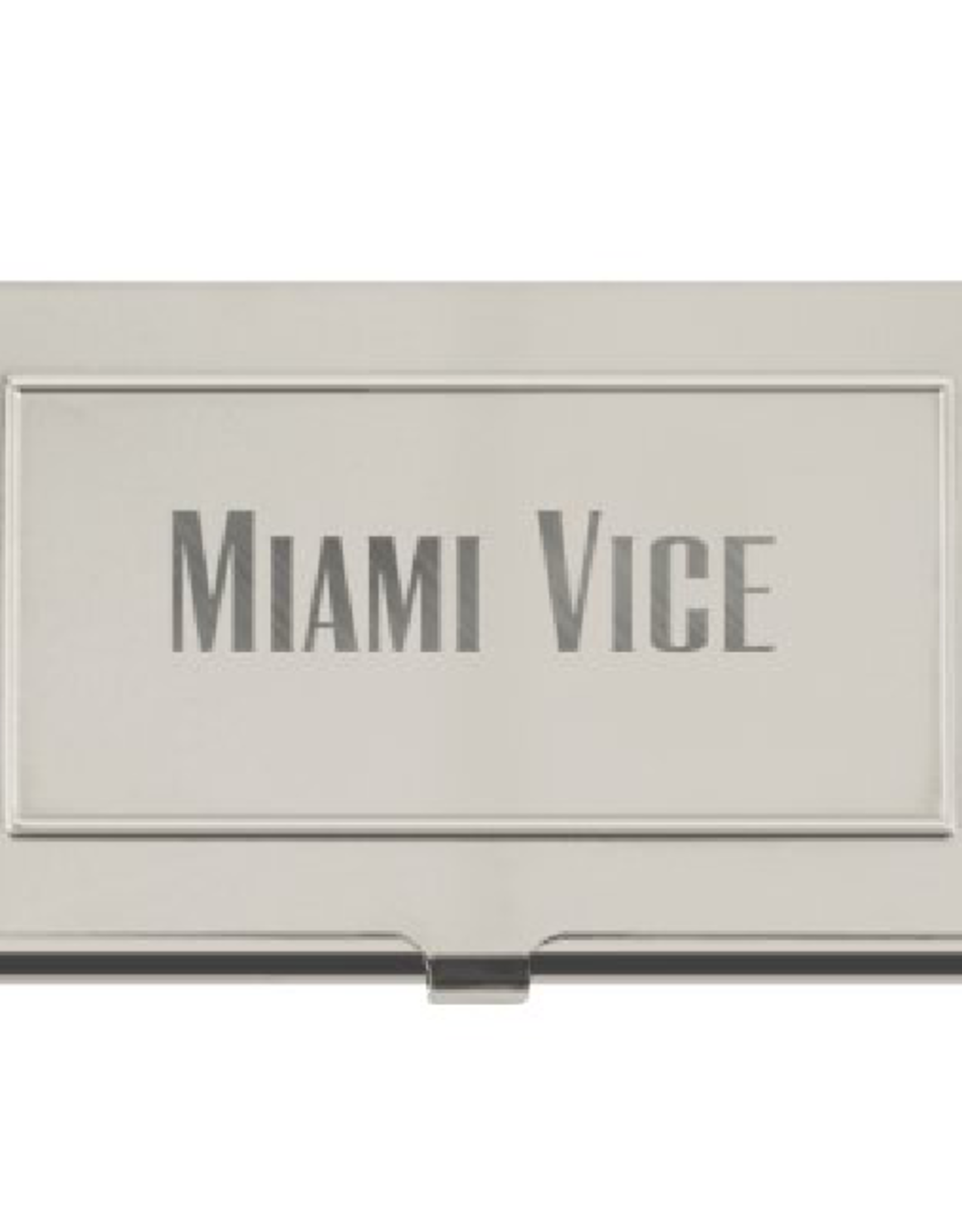 Business Card Holder - Miami Vice