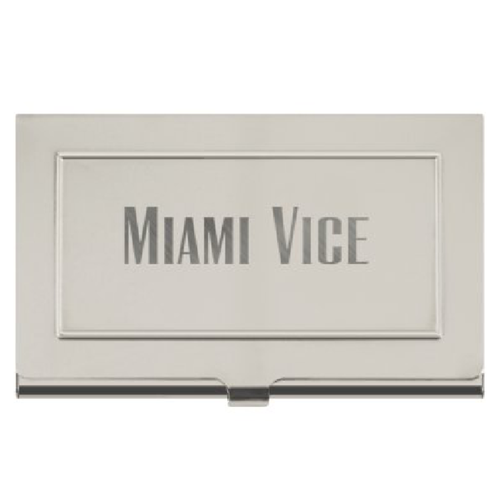 Bad Annie's Business Card Holder - Miami Vice