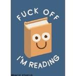 Magnet - Fuck Off I'm Reading