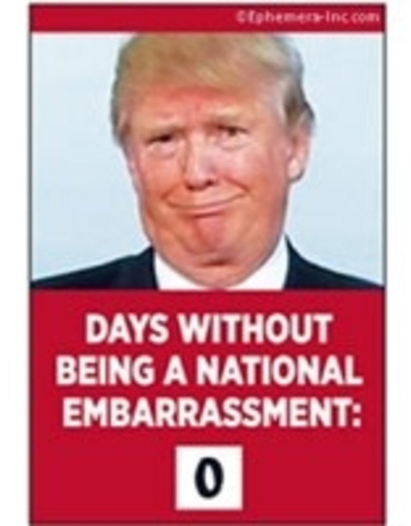 Magnet - Days Without Being A National Embarrassment