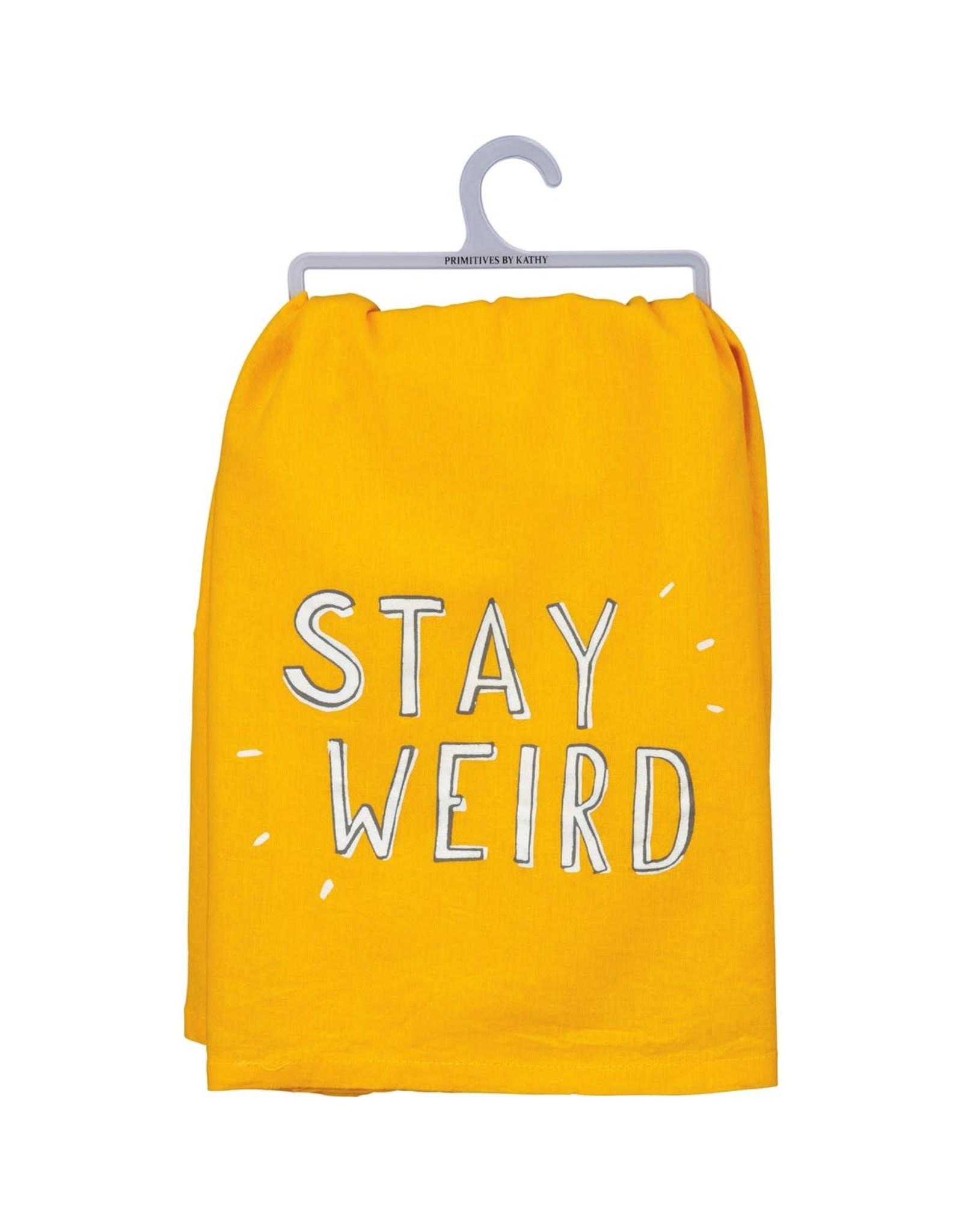 Dish Towel - Stay Weird