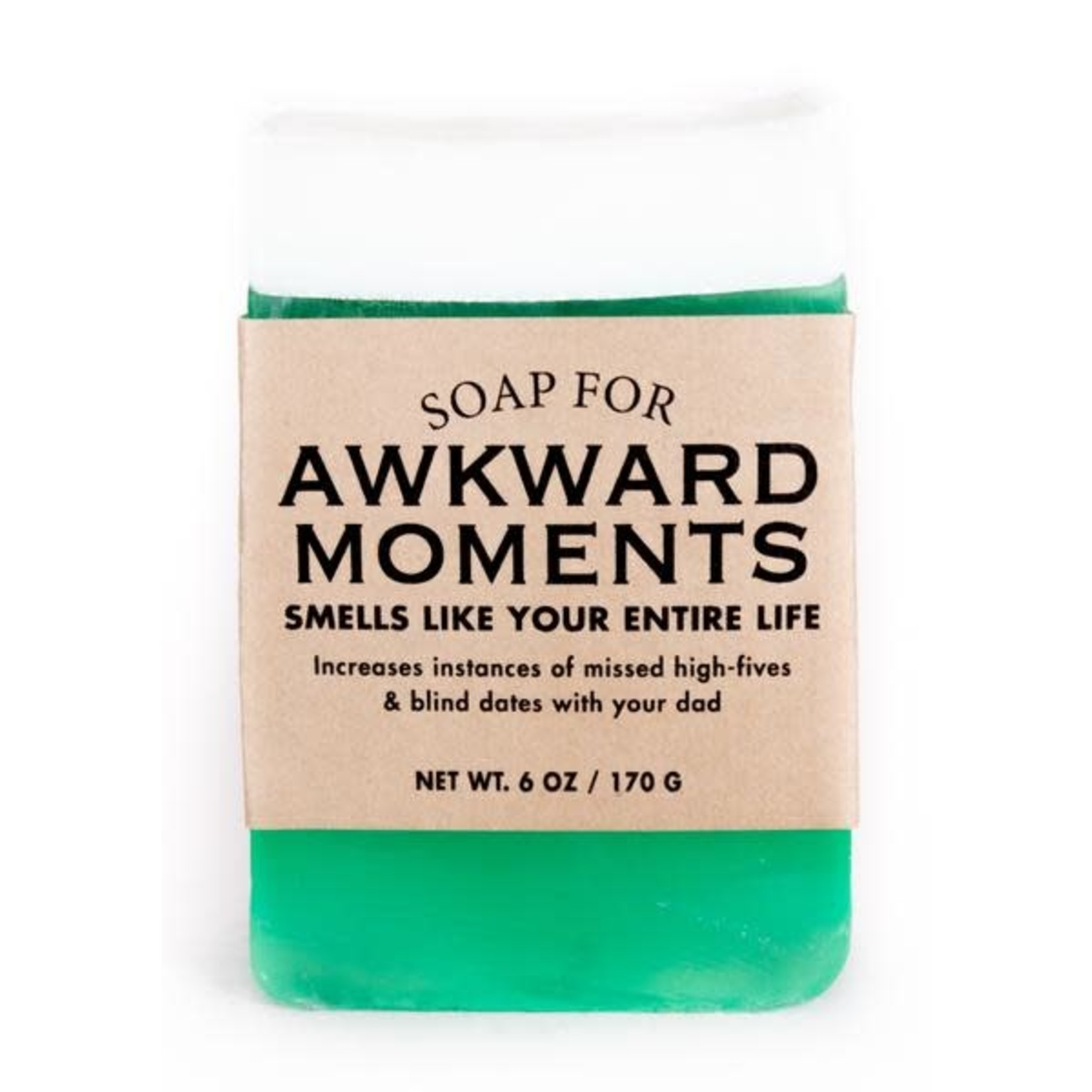 Soap - Awkward Moments