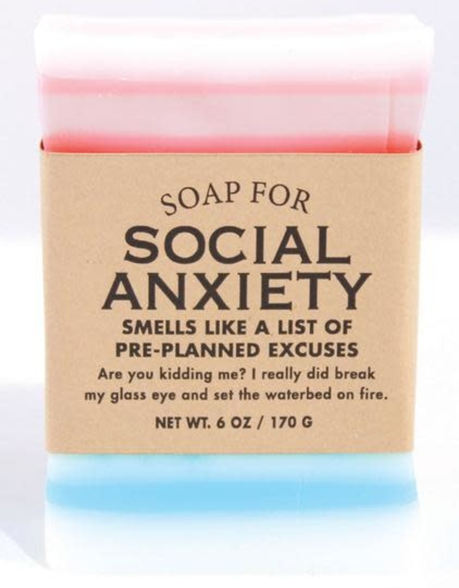 Soap - Social Anxiety