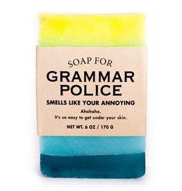 Soap - Grammar Police