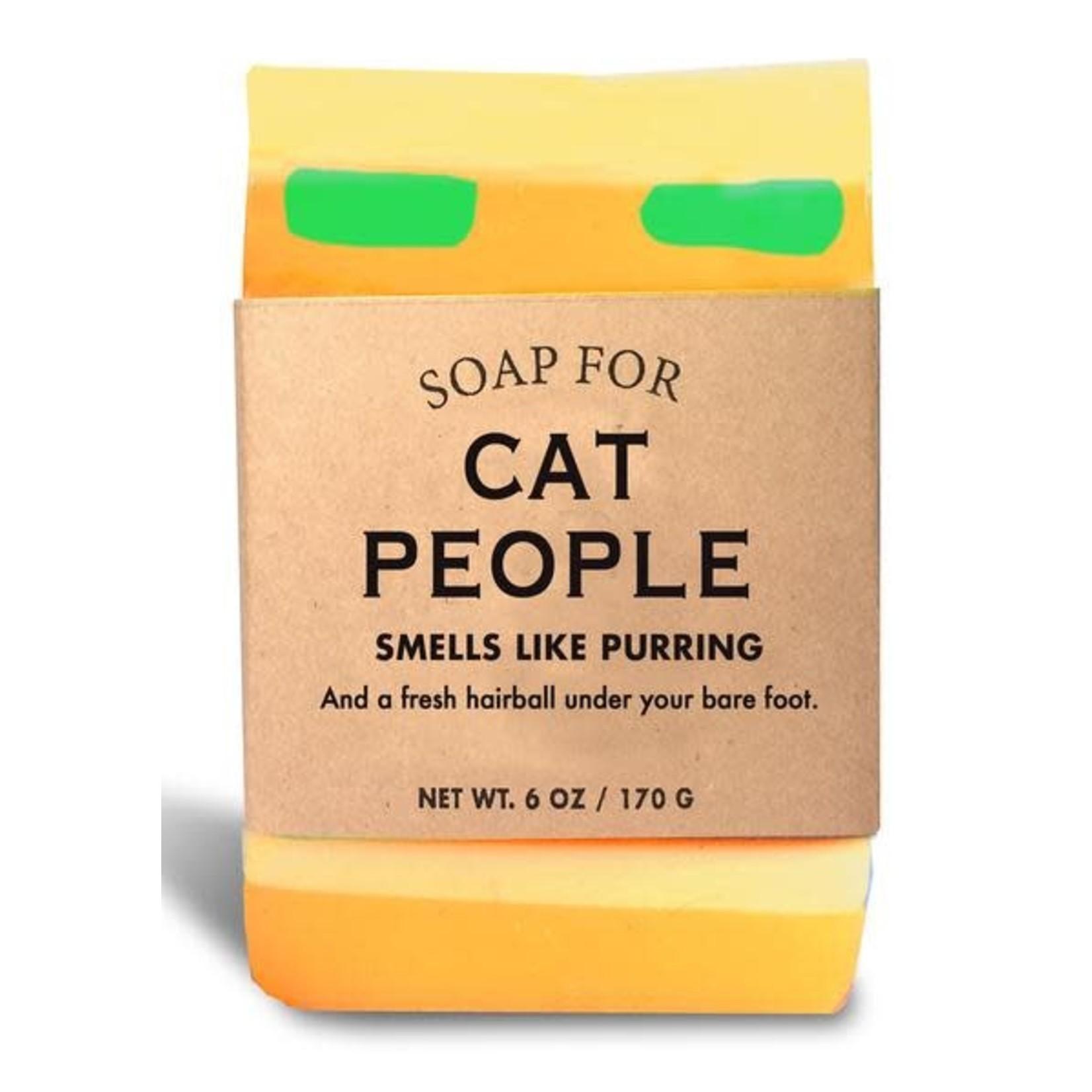 Soap - Cat People