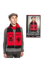 Scarf - Krampus (Red)