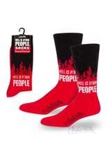 Socks (Mens)  - Hell Is Other People