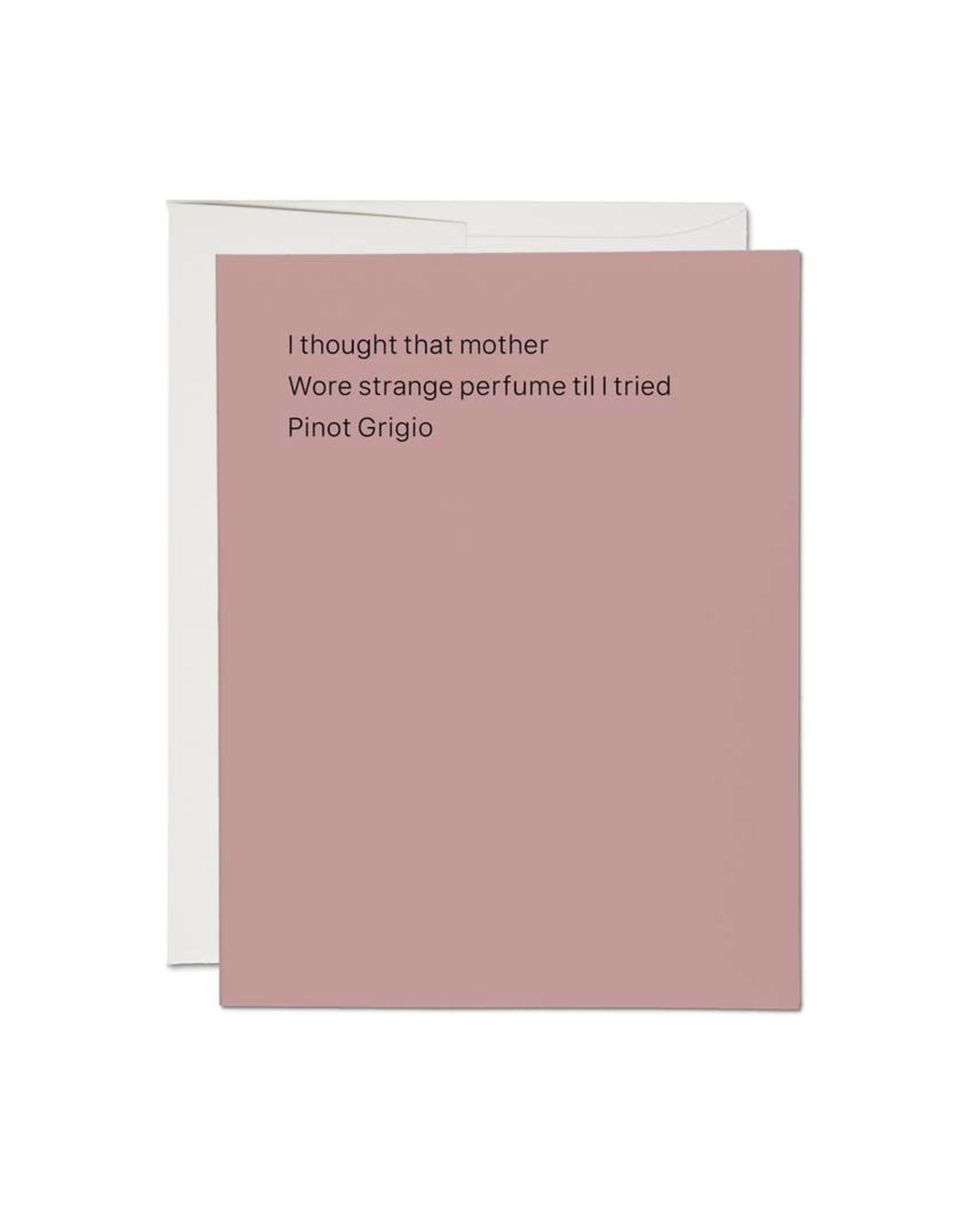 Card - Pinot Grigio