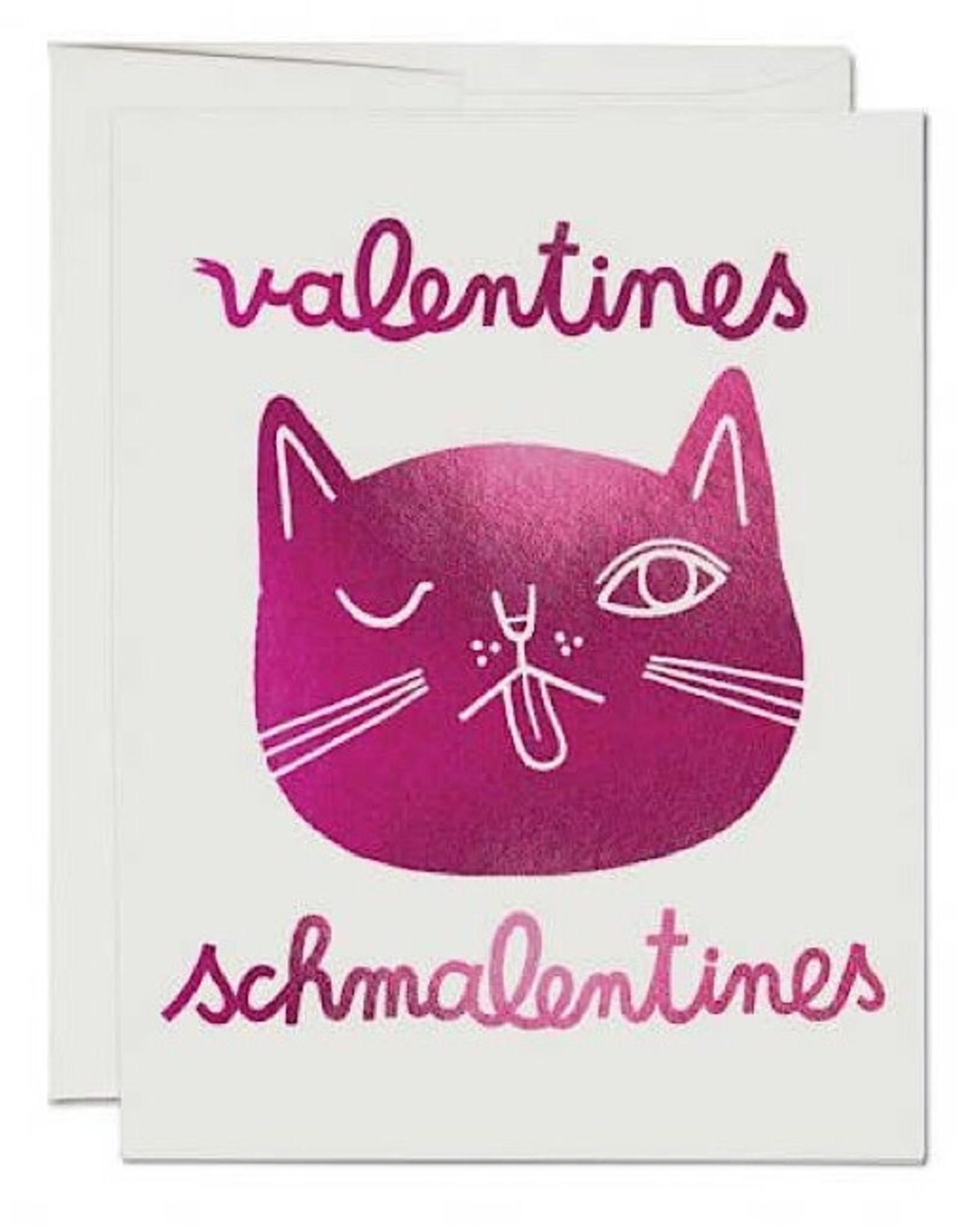 Card - Valentines Schmalentines