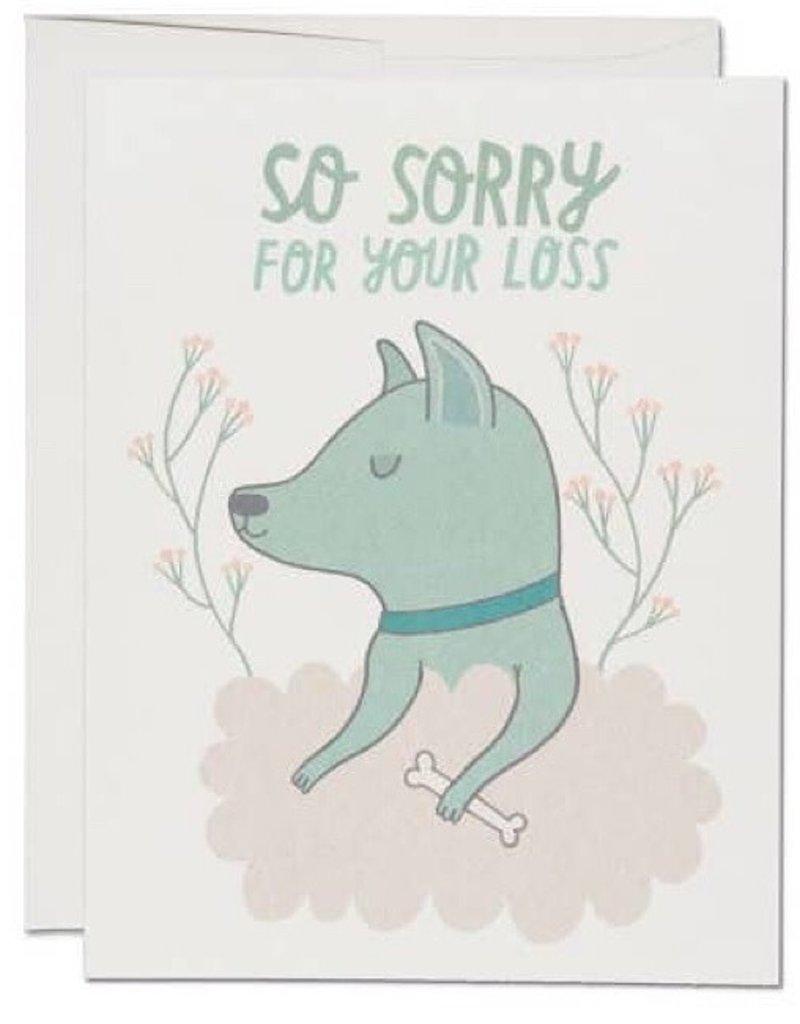 Card - Dog Sympathy