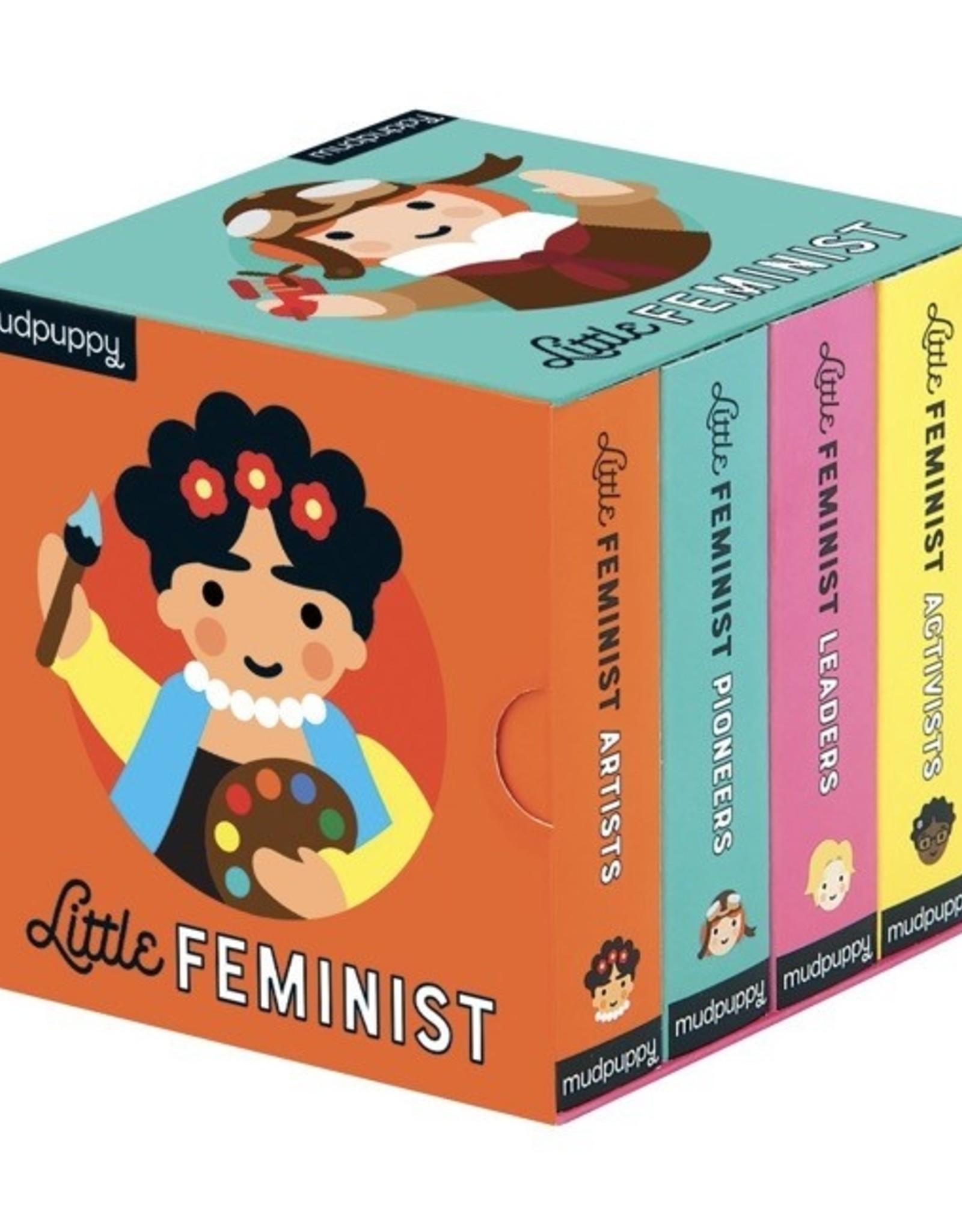 Book Set - Little Feminist