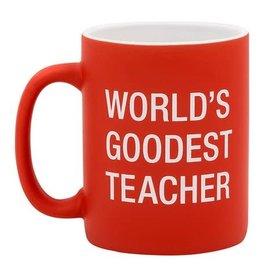 Mug - Worlds Goodest Teacher