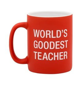 Mug - Worlds Goodest Teacher
