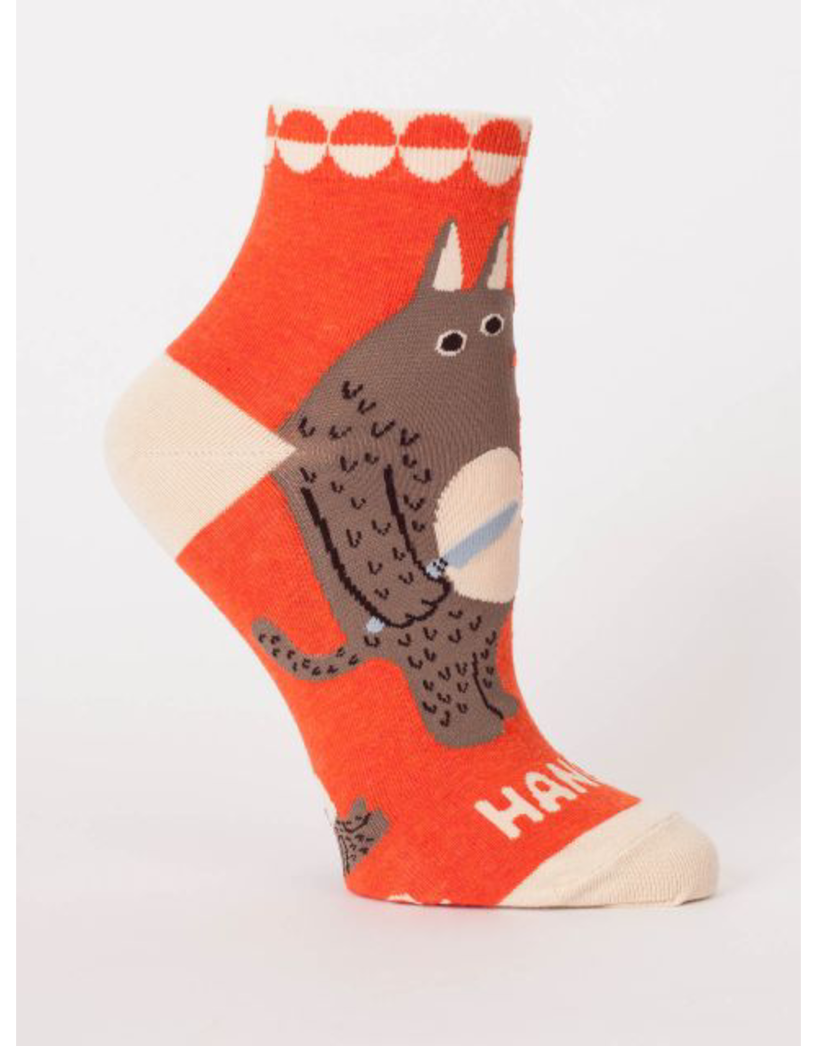 Socks (Womens) (Ankle) - Hangry