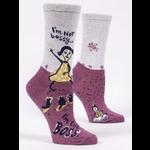 Socks (Womens) - I'm Not Bossy, I'm The Boss